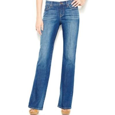 ラッキーブランド デニムパンツ ボトムス レディース Easy Rider Bootcut Jeans Tanzanite