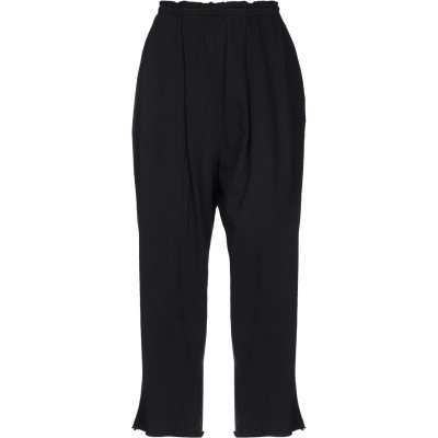 OAK パンツ ブラック L コットン 100% パンツ
