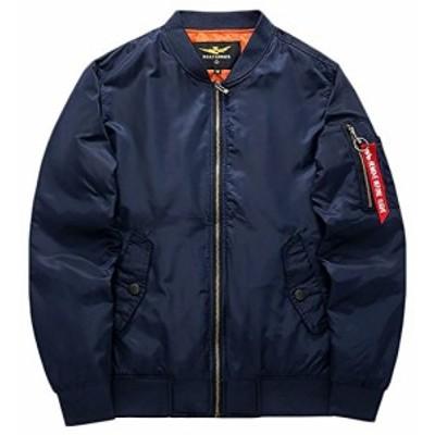 【送料無料】(ラクエスト) Laquest 中綿入り フライトジャケット ma-1ジャケット