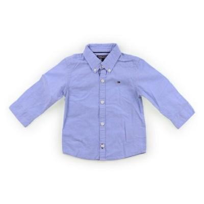 トミーヒルフィガー TommyHilfiger シャツ・ブラウス 80サイズ 男の子 子供服 ベビー服 キッズ