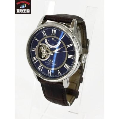 ORIENT オリエント オリエントスター パワーリザーブ F7R6-UAA0 自動巻き 腕時計
