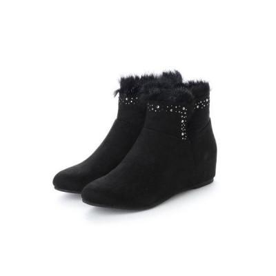 カオリ プラス kaori plus+ ブーツ 8294 (ブラック)