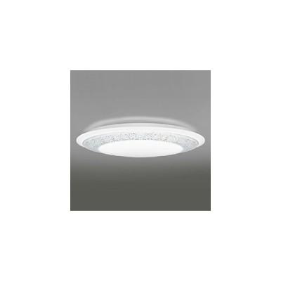 オーデリック LEDシーリングライト 〜8畳用 GIRA-deco 電球色〜昼光色 調光・調色タイプ Bluetooth対応 OL251599BC