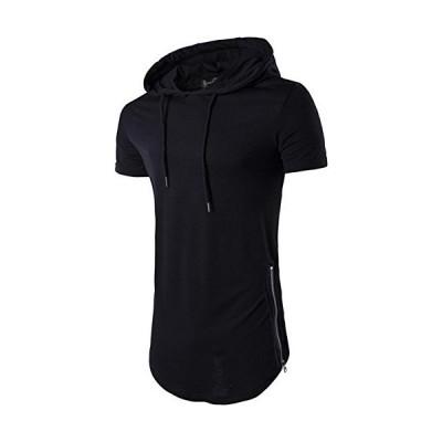 Sportides SHIRT メンズ カラー ブラック