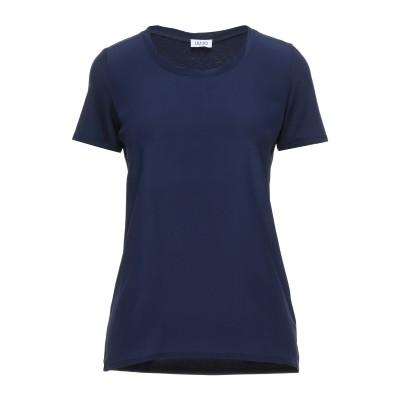 リュー ジョー LIU •JO T シャツ ブルー S レーヨン 95% / ポリウレタン 5% T シャツ