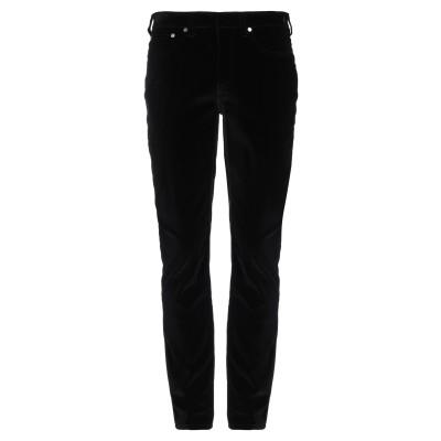 ニール・バレット NEIL BARRETT パンツ ブラック 36 コットン 70% / レーヨン 28% / ポリウレタン 2% パンツ
