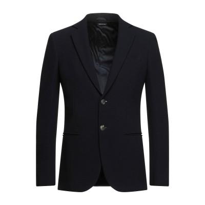 ジョルジオ アルマーニ GIORGIO ARMANI テーラードジャケット ブラック 48 レーヨン 52% / バージンウール 45% / ポリウ