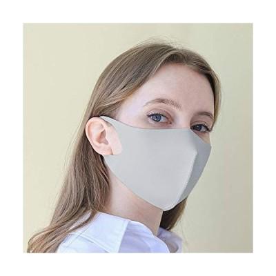 洗える抗菌クールマスク 秋用 涼しい ひんやり 接触冷感 男女兼用 紫外線対策 UV99%以上カット 消臭効果 フィット感 耳が痛くなりにくい 呼吸し