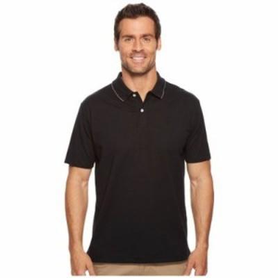 ドッカーズ ポロシャツ Solid Signature Polo Black