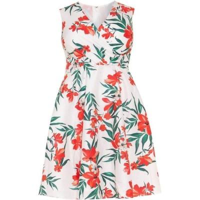 スタジオ8 Studio 8 レディース ワンピース ワンピース・ドレス Ivanna Floral Dress White