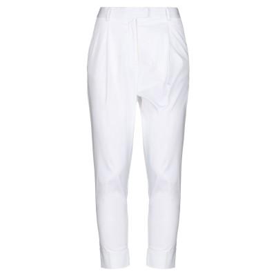 イレブンティ ELEVENTY パンツ ホワイト 28 コットン 96% / ポリウレタン 4% パンツ