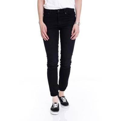 チープマンデー Cheap Monday レディース ジーンズ・デニム ボトムス・パンツ - Tight Black Haze - Jeans black