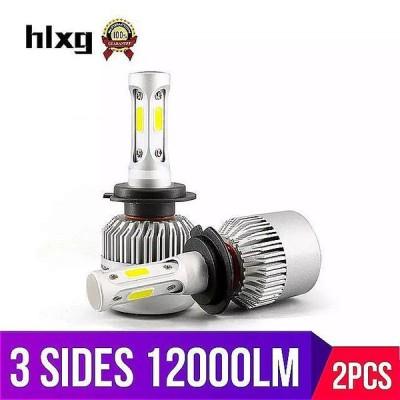 Hlxg 3 辺H7 LED HB3 9005 HB4 9006 36 ワット 12000LM車 ヘッドライト 自動車 フロント 電球 65