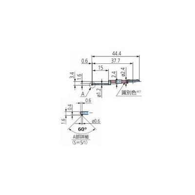 ミツトヨ 12AAC732 小穴スタイラス