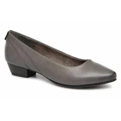 Jana shoes レディースシューズ Jana shoes Ballet pumps NALA Grey Gr