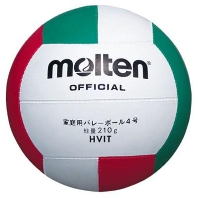 モルテン Molten バレーボール家庭用 4号球  HVIT