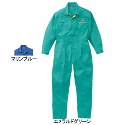 作業服 山田辰AUTO-BI 15-10000 ツヅキ服 S~LL