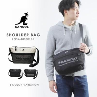 ショルダーバッグ カンゴール KANGOL メッシュ バッグ 鞄 小さめ ボディバッグ 斜め掛け 軽量 おしゃれ ロゴ ユニセックス 男女兼用 人気