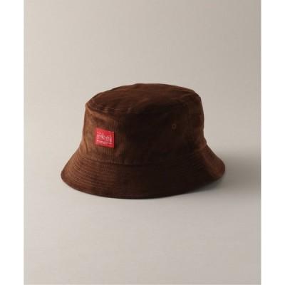 帽子 ハット 【Manhattan Portage / マンハッタン ポーテージ】バケットハット