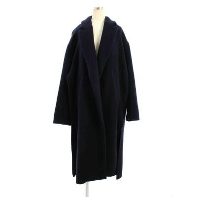 エンフォルド コート ダブルビーバースリットコート 長袖 38