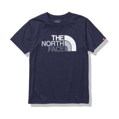 THE NORTH FACE ザ・ノースフェイス ショートスリーブカラフルロゴT(メンズ) TNFネイビー / SS Colorful Logo T NT32134_NY