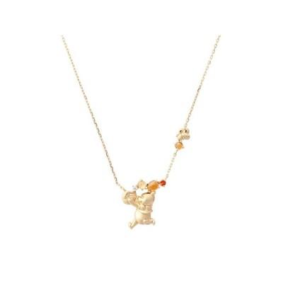 サマンサシルヴァ ネックレス ディズニー Winnie the Pooh コレクション SV イエロー SAMANTHA SILVA