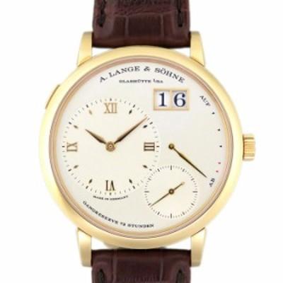 ランゲ&ゾーネ A.LANGE & SOHNE ランゲ1 117.032 シルバー文字盤 新品 腕時計 メンズ (W145765)