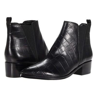 Marc Fisher LTD Yale 6 レディース ブーツ Black Leather