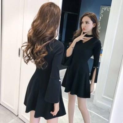 韓国 パーティードレス オルチャン ドレス 結婚式 お呼ばれ ドレス フォーマル ドレス パーティー ドレス 20代 30代 40代