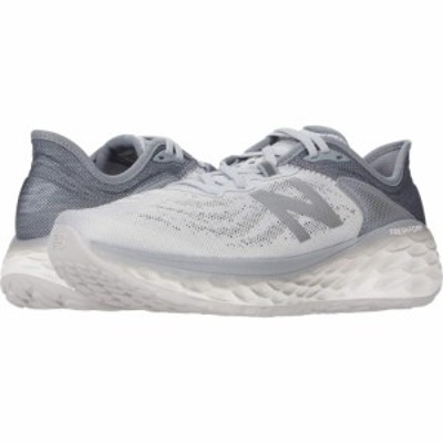 ニューバランス New Balance メンズ シューズ・靴 Fresh Foam More v2 Light Aluminum/Steel