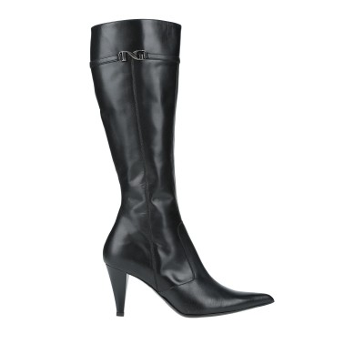 NERO GIARDINI ブーツ ブラック 36 革 ブーツ