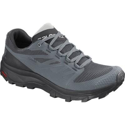 サロモン Salomon レディース ハイキング・登山 シューズ・靴 Outline GTX Hiking Shoe Stormy Weather/Black/Lunar Rock