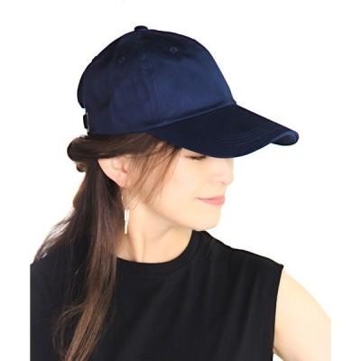 帽子 キャップ ツイルつば長キャップ