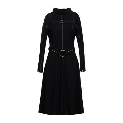 アリクス 1017 ALYX 9SM 7分丈ワンピース・ドレス ブラック S 100% コットン 7分丈ワンピース・ドレス