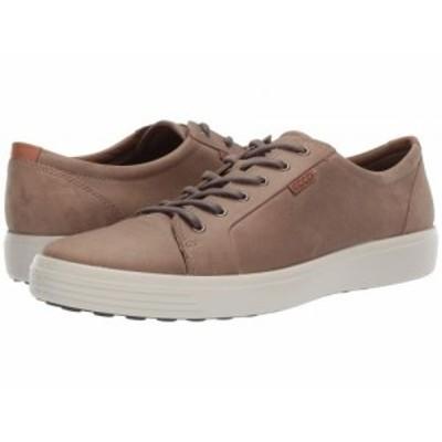 ECCO エコー メンズ 男性用 シューズ 靴 スニーカー 運動靴 Soft 7 Sneaker Navajo Brown【送料無料】