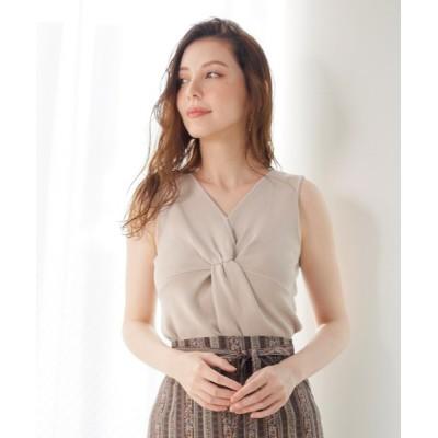 LIPSERVICE / 2way twist Knit TANK WOMEN トップス > タンクトップ