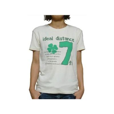 ideal distance/7th ideal レディースTシャツ/オリジナル/Tシャツ/