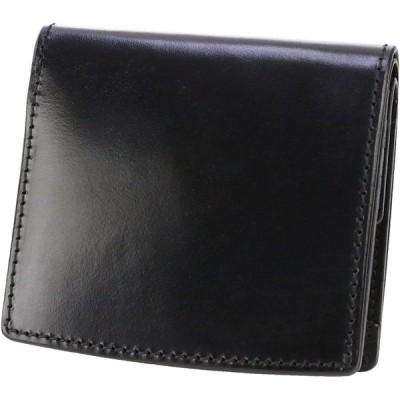 [コルボ] 二つ折り財布 本革 ブライドルレザー 1LD-0239 メンズ ブラック CO-1LD-0239-15