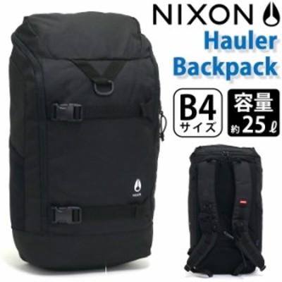 NIXON ニクソン 正規品 リュックサック リュック メンズ レディース 男女兼用 タブレットPC収納 A4 B4 通勤 通学 フラップ ボードストラ