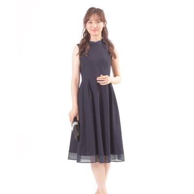 【ディアプリンセス】 ハイゲージラッセル レディース ネイビー 38 Dear Princess