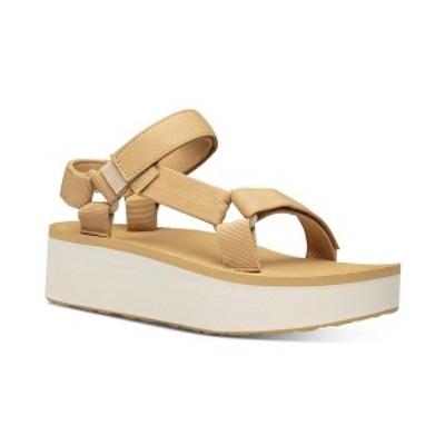 テバ レディース サンダル シューズ Women's Flatform Universal Sandals Lark Tan