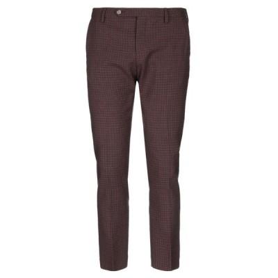ENTRE AMIS チノパンツ ファッション  メンズファッション  ボトムス、パンツ  チノパン ココア