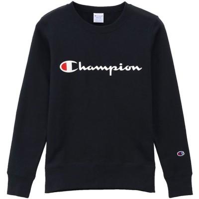 CREW NECK SWEATSHIRT Champion チャンピオン レディース カジュアルスウェットトレーナー (cwq001-370)