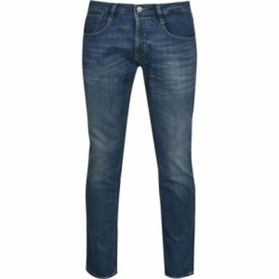 ゲス Guess メンズ ジーンズ・デニム ボトムス・パンツ Vermont Denim Jeans The Queens TQUE
