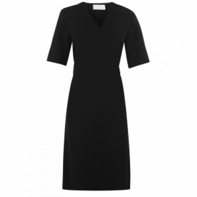 ヒューゴ ボス Boss レディース ワンピース ワンピース・ドレス HBB Dakali Dress Black