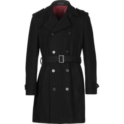 ロイヤル ロウ ROYAL ROW メンズ コート アウター coat Black