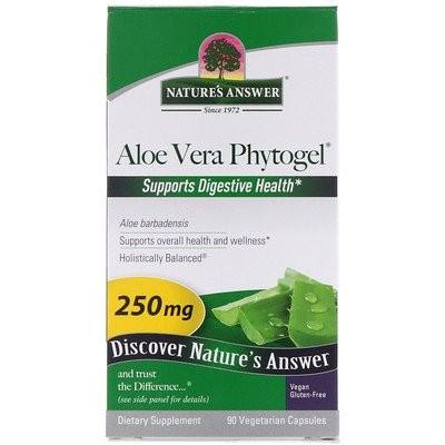 アロエベラ植物ゼリー, 250 mg, 90粒(ベジタリアンカプセル)