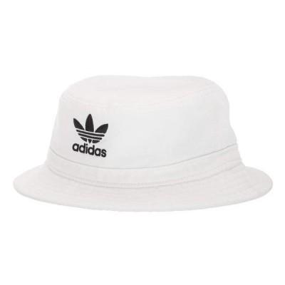 アディダス メンズ 帽子 アクセサリー Originals Washed Bucket