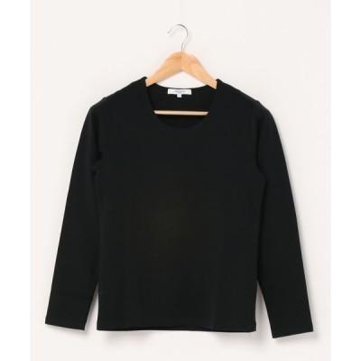 tシャツ Tシャツ エムエフエディトリアルレディース/m.f.editorial:Women  【DRESS T-SHIRT】抗菌防臭ストレッチポンチ