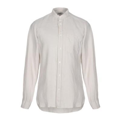 マウロ グリフォーニ MAURO GRIFONI シャツ ベージュ 41 コットン 100% シャツ